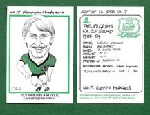 Plymouth Argyle Kevin Hodges 7